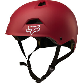 Fox Flight Sport Casque, dark red